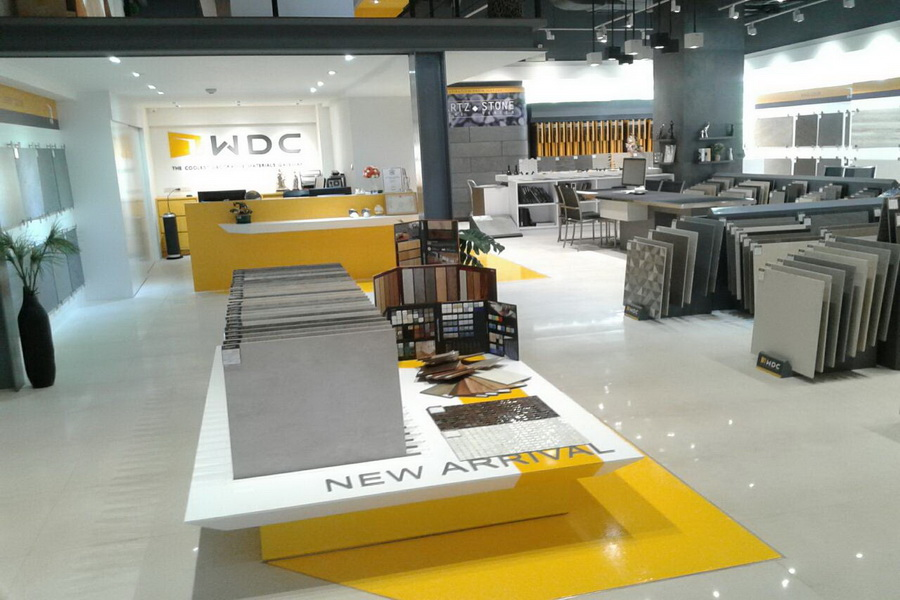 SHOWROOM WDC AT CDC